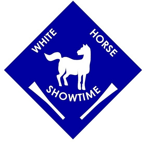 Whitehorse Badge